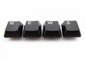 News Tastaturbuchstaben