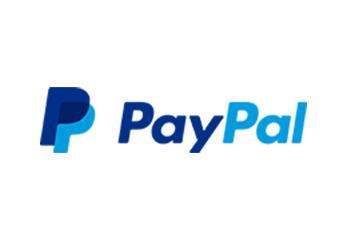 Das Logo von Paypal