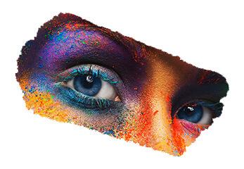 Tiefenoptik bei Foto auf Acrylglas