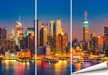 Fototapete New York Skyline