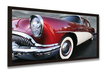 Fotoposter Ein hochaufgelöster Digitalprint von einem Classic-Car
