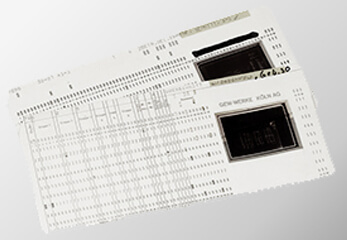 Mikrofilmkarten